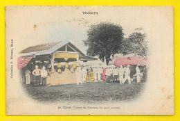 HANOÏ Champ De Courses Le Pari Mutuel (Moreau) Tonkin Viet-Nam - Viêt-Nam