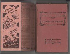 Savons Et Bougies - P. Puget - Libri, Riviste, Fumetti
