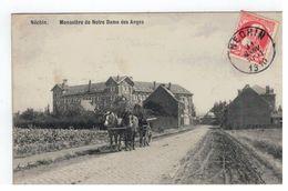 Néchin. Monastère De Notre Dame Des Anges (Attelage) 1910 - Estaimpuis