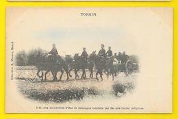 Pièce De Campagne Auxiliaires Annamites (Moreau) Tonkin Viet-Nam - Viêt-Nam