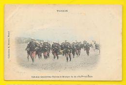 Clairons Et Musique Du 18° D'Infanterie Coloniale (Moreau) Tonkin Viet-Nam - Vietnam