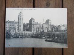 CPA 59 DUNKERQUE CALE DES PECHEURS - Dunkerque