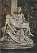 La Pietà Del Michelangelo, Basilica Di S. Pietro, Vatican, C.1960 - Cartolina - Vatican