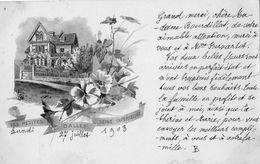 LES PETITES DALLES (CARTE PRECUSEUR) - Autres Communes