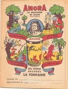 Protège-cahiers Publicitaire Moutarde Amora ( Déchirure ) - Mostard