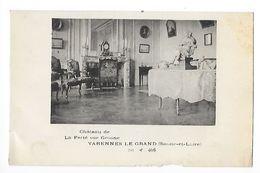 SAINT-AMBREUIL  (cpa 71)  Château De La Ferté Sur Grosne-    - L 1 - Francia