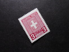 D.R.Mi 1  3D**/MNH  - Dienstmarke - Deutsche Besetzungsausgaben 1939/45 (Serbien) - 1943  Mi 2,50 - Occupation 1938-45