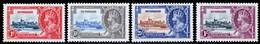 St. Vincent 1935 Silver Jubilee MNH Set SG 142/145 Cat £10 - St.Vincent (...-1979)