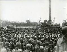 LIBERATION PARIS Troupes Américaines 29 Août 1944 2ème Guerre Mondiale - Oorlog, Militair