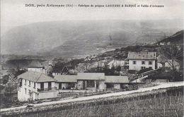 01)   DON  - Prés Artemare -  Fabrique De Peignes LAQUERRE & DARQUE  Et Vallée D' Artemare - Other Municipalities