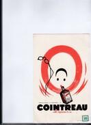 1  Buvard   Cointreau - Buvards, Protège-cahiers Illustrés