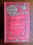 A.J. Dalsème - Le Mystère De Courvaillan - Editions Armand Colin 1901 - Livres, BD, Revues