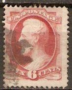 ETATS - UNIS   -   1870 .  Y&T N° 42 Oblitéré. - 1847-99 Emisiones Generales