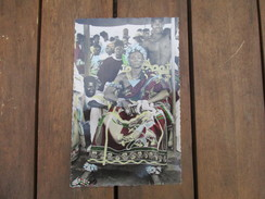 CPA PHOTO COTE D'IVOIRE ABIDJAN PRINCE ADINGRA DE BONDOUKOU - Ivory Coast