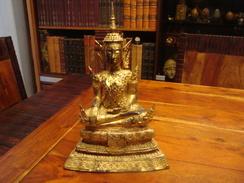 BOUDDHA  En Bronze RATHANAKOSIN - Art Asiatique