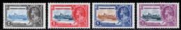 Trinidad & Tobago 1935 Silver Jubilee MH Set SG 239/242 Cat £13 - Trinidad & Tobago (...-1961)