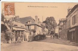SAINT PIERRE Du VAUVRAY  Grande Rue - Frankreich