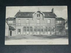 ANET   1910  LE PENSIONNAT DE JEUNES FILLES     EDIT - Anet
