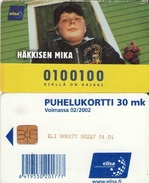 TARJETA TELEFONICA DE FINLANDIA. (01.01 - TIRADA 15000) (448). - Finlandia