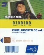 TARJETA TELEFONICA DE FINLANDIA. (07.01 - TIRADA 6000) (449). - Finlandia