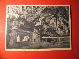 CARTOLINA  GROTTE DI POSTUMIA  L UFFICIO POSTALE SOTTERRANEO      ANIMATA     - D 1034 - Slovenia