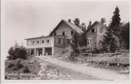 """AK - HOHE WAND - Gasthof """"Almfrieden"""" (Besitzer Franz Haiden) - Wiener Neustadt"""