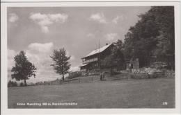 "AK - HOHE MANDLING - ""Berndorfer Hütte"" 1941 - Wiener Neustadt"