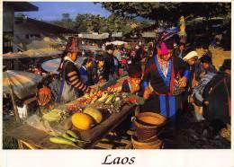 Marche - Oudon Xay - Laos - Laos