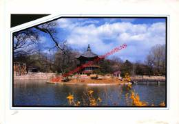 Hyangwon Pavilion In Kyong Bok Palace - Korea - Corée Du Sud
