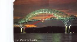 The Panama Canal - Bridge Of The Americas - Panama