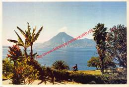 Lago De Atitlan - Guatemala - Guatemala