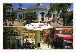 Central Market Building Of Kuala Lumpur - Malaysia - Malaysia
