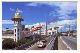 Kuala Lumpur Railway Station - Malaysia - Malaysia