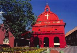 Christ Church Melaka - Malaysia - Malaysia