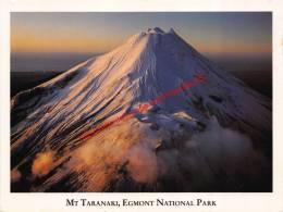 Mount Taranaki - Egmont National Park - New Zealand - Nouvelle-Zélande