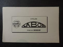BUVARD Neuf - CYCLES LABOR PNEUS DUNLOP - Bikes & Mopeds