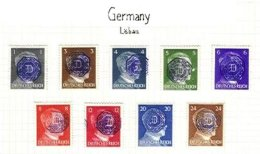 GERMANY, Löbau, (*)/* MNG/MLH, F/VF - Altri
