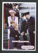 PENRHYN 1998 - Hommage à Lady Diana, Surchargés Children's Charities - BF Neufs // Mnh - Penrhyn