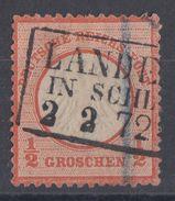 DR Minr.3 Gestempelt Landeck 2.2.72 - Deutschland