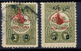 Stamp Turkey Overprint  Lot#78 - 1858-1921 Ottomaanse Rijk