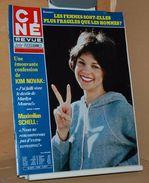 Ciné Revue N° 6 7/2/1980 Kim Novak, Marc Porel, Zarah Leander, Maximilian Schell Etc Voir Annonce - Cinema
