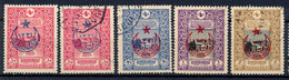 Stamp Turkey Overprint  Lot#80 - 1858-1921 Ottoman Empire