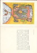 ARMENIE ARMENIA CHRISTMAS XMAS NOEL NAVIDAD NATIVITE CIRCA 1960 CARTE DOUBLE - Armenië