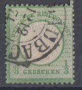 DR Minr.17 Gestempelt 12.12.74 - Deutschland