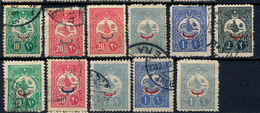 Stamp Turkey Lot#89 - 1858-1921 Ottoman Empire