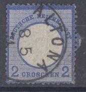 DR Minr.20 Gestempelt Altona 8.5.74 - Deutschland