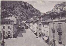 045  TAGLIACOZZO PIAZZA OBELISCO L'AQUILA 1950 CIRCA - L'Aquila