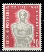 D+ Berlin 1954 Mi 119 Mnh Hitler-Attentat - [5] Berlin