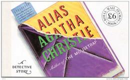 GREAT BRITAIN 1991 Agatha Christie Prestige Booklet - Libretti