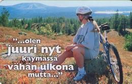 TARJETA TELEFONICA DE FINLANDIA. (PHP 03.00 - 000130 - TIRADA 10000) (481). - Finlandia
